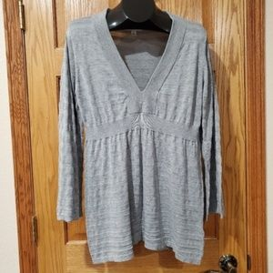 Banana Republic Empire Lightweight Tunic